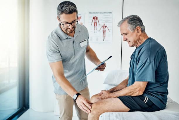 knee pain examination